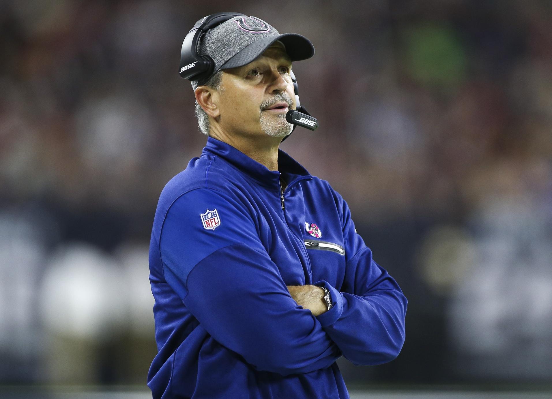 NFL head coaches, Chuck Pagano