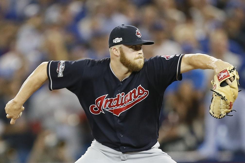 2016 World Series, Cody Allen