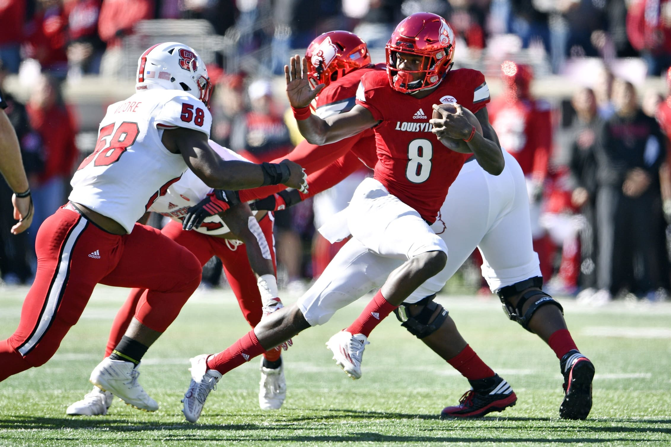 Lamar Jackson is the best college football player entering 2017