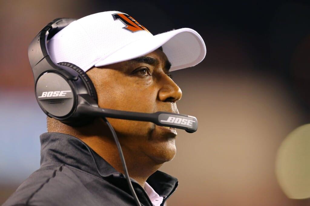 NFL head coaches Marvin Lewis Cincinnati Bengals