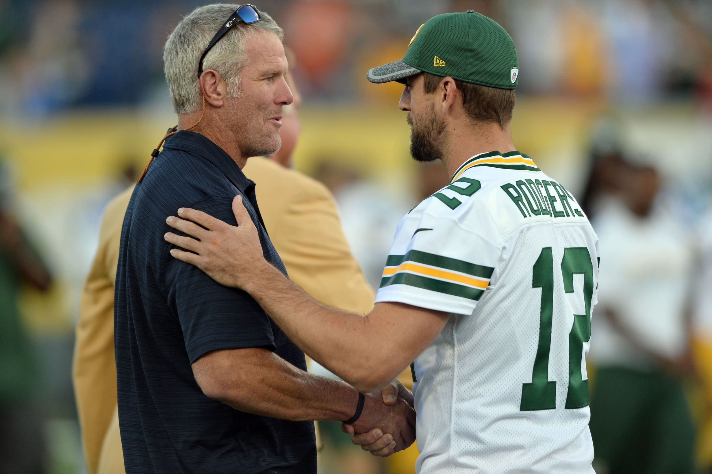 pretty nice 4aa85 99e40 Brett Favre: Kids under 15 (and maybe older) should not play ...