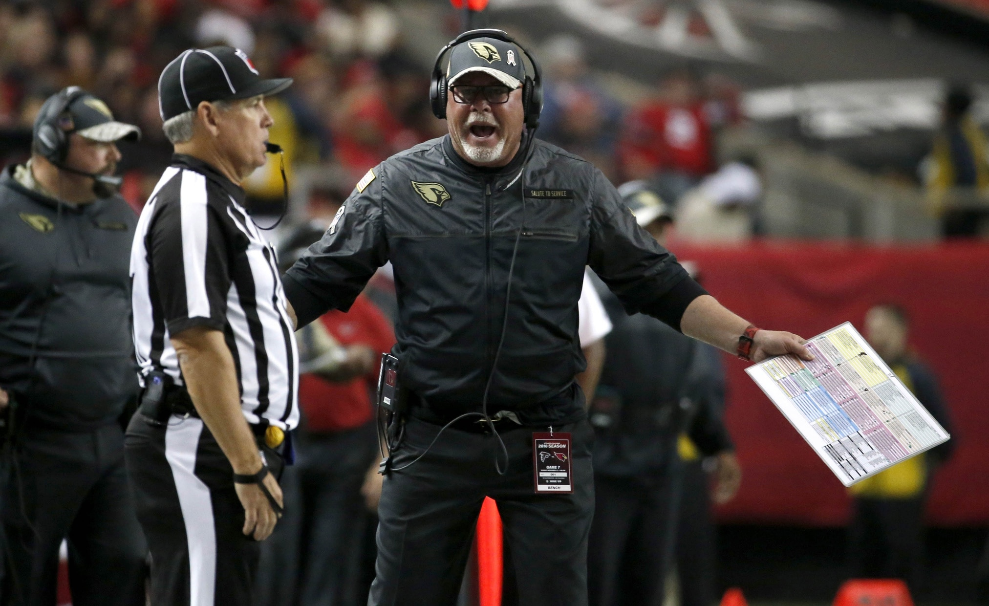 Bruce Arians and the Cardinals must strike gold in the draft.