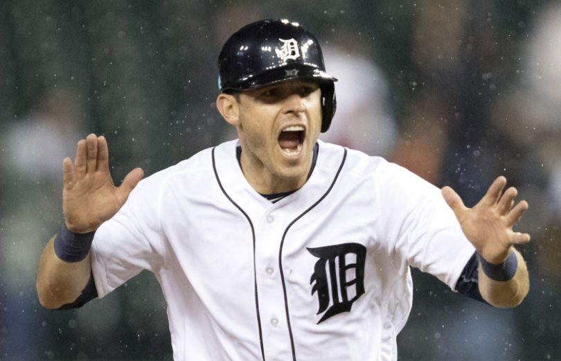 Tigers talking Ian Kinsler trade with Dodgers