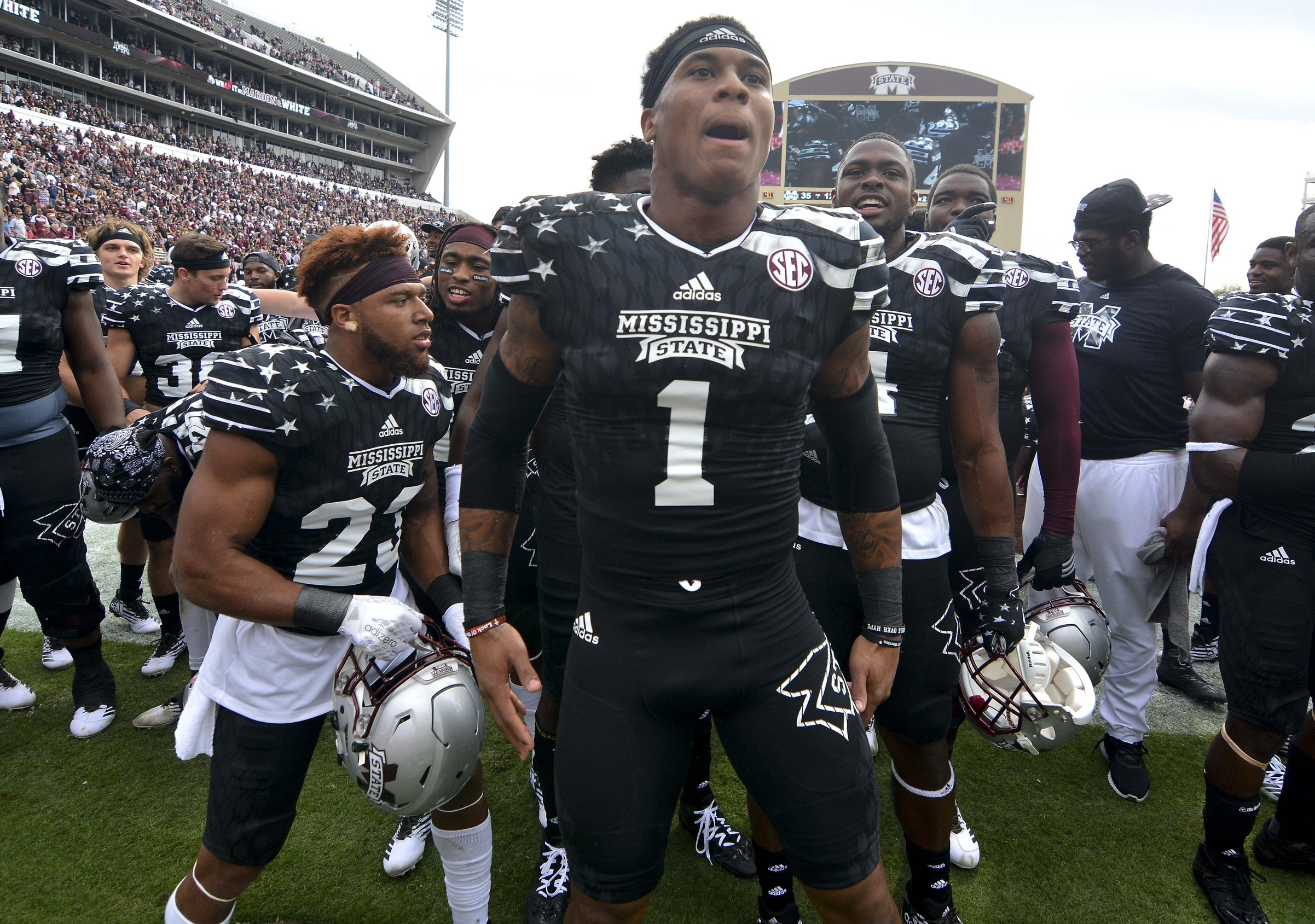 College Football Week 11, Mississippi State