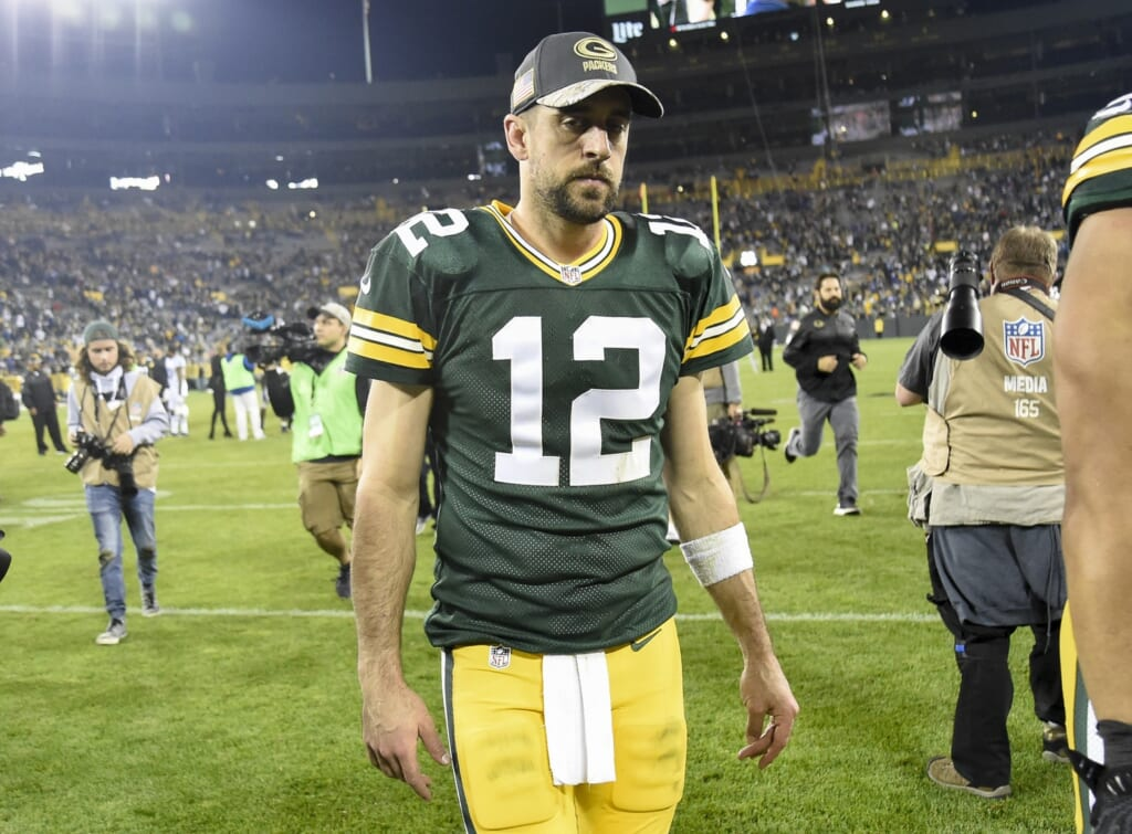 Aaron Rodgers simply needs more help with the Green Bay Packers