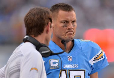 NFL Week 10, Philip Rivers
