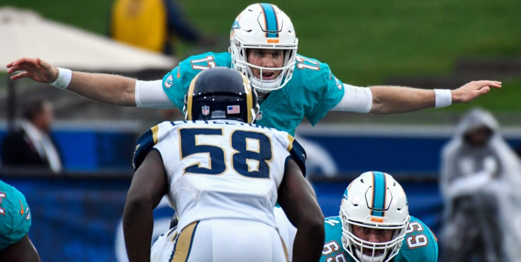 Ryan Tannehill represents one of the NFL injuries that will affect the upcoming season the most