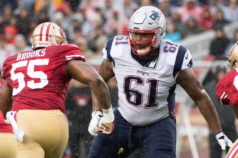 Patriots sign Marcus Cannon to five-year contract extension