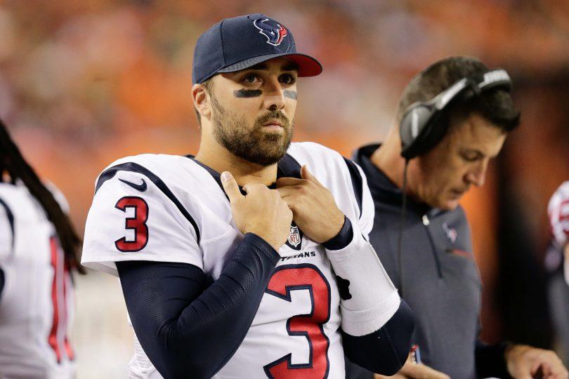 Texans, Tom Savage