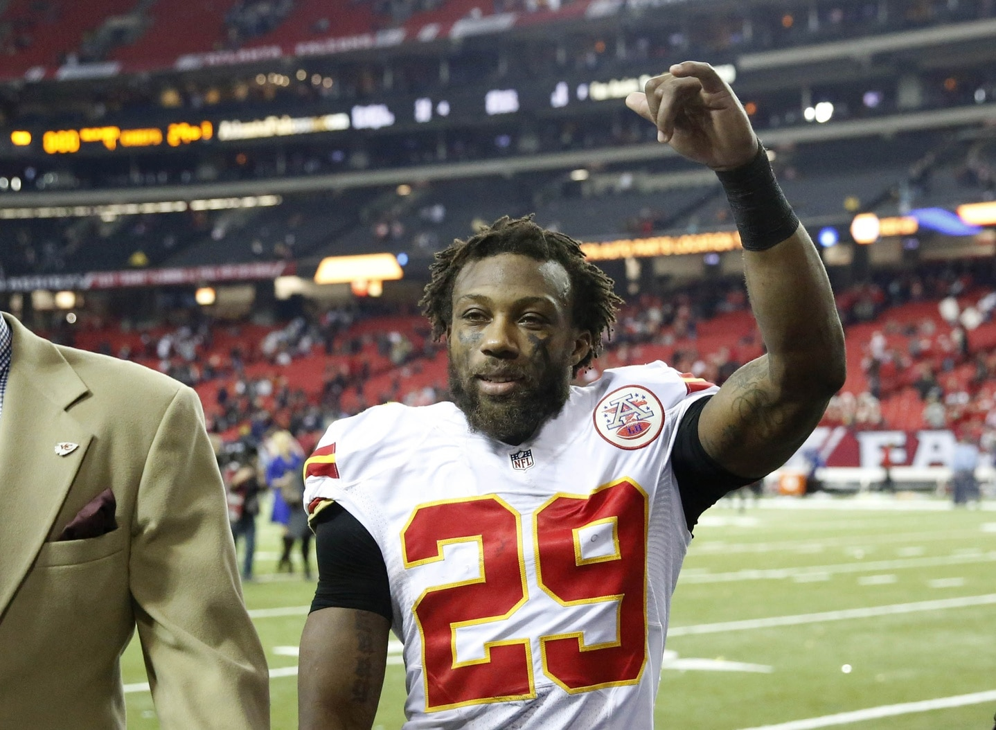 Chiefs release veteran safety Eric Berry after nine seasons with the team
