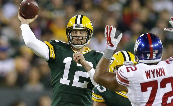 Aaron Rodgers is one of 10 NFL stars who should hold out this summer without new deals
