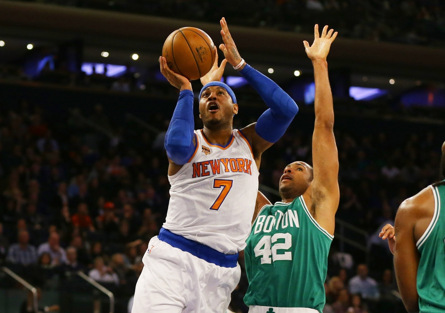 Could Carmelo Anthony be moved next?