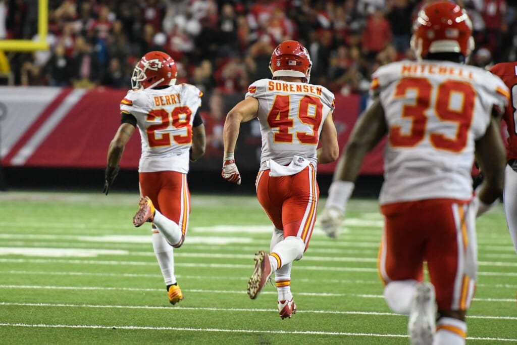 NFL free agents, Eric Berry