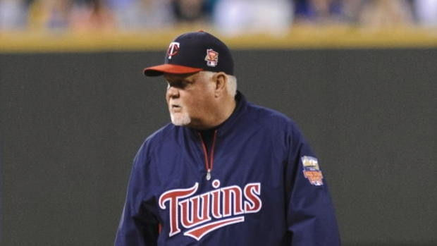 Diamondbacks bench manager Ron Gardenhire diagnosed with prostate cancer.