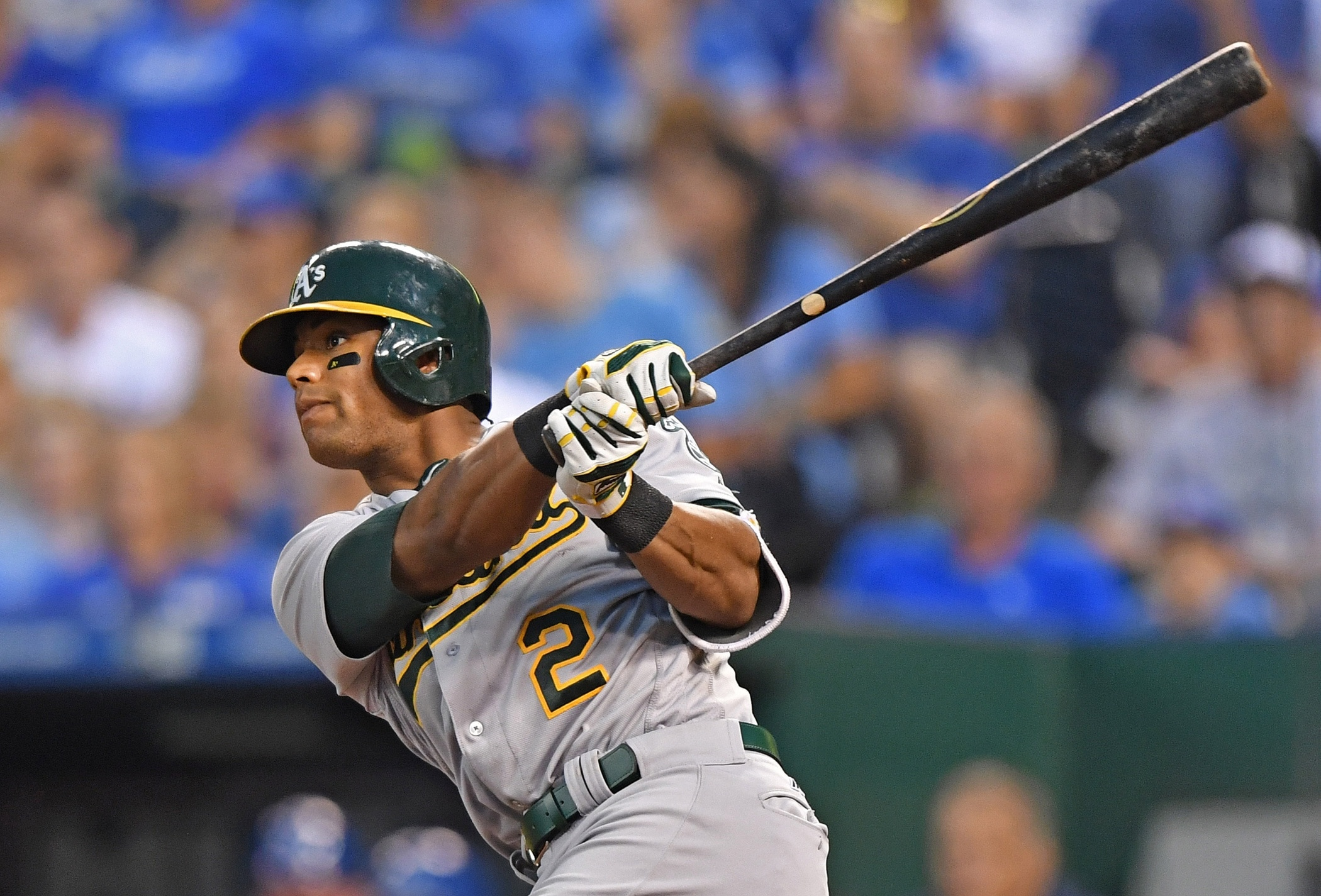 MLB players, Khris Davis