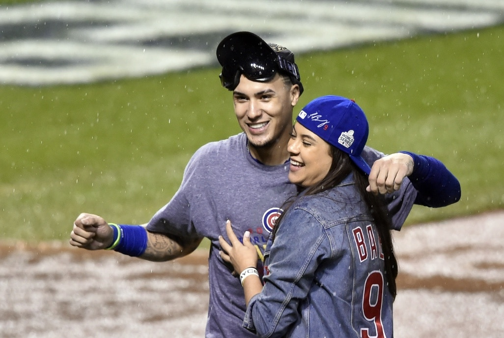 best loved 1b76f 914bf Cubs dominate MLB jersey sales after World Series title
