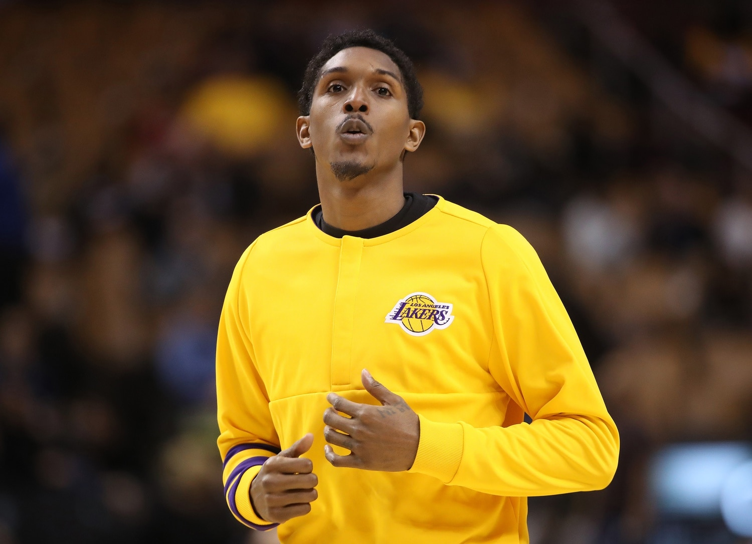 buy popular c49cf 86e4c Report: Lakers trade Lou Williams to the Rockets