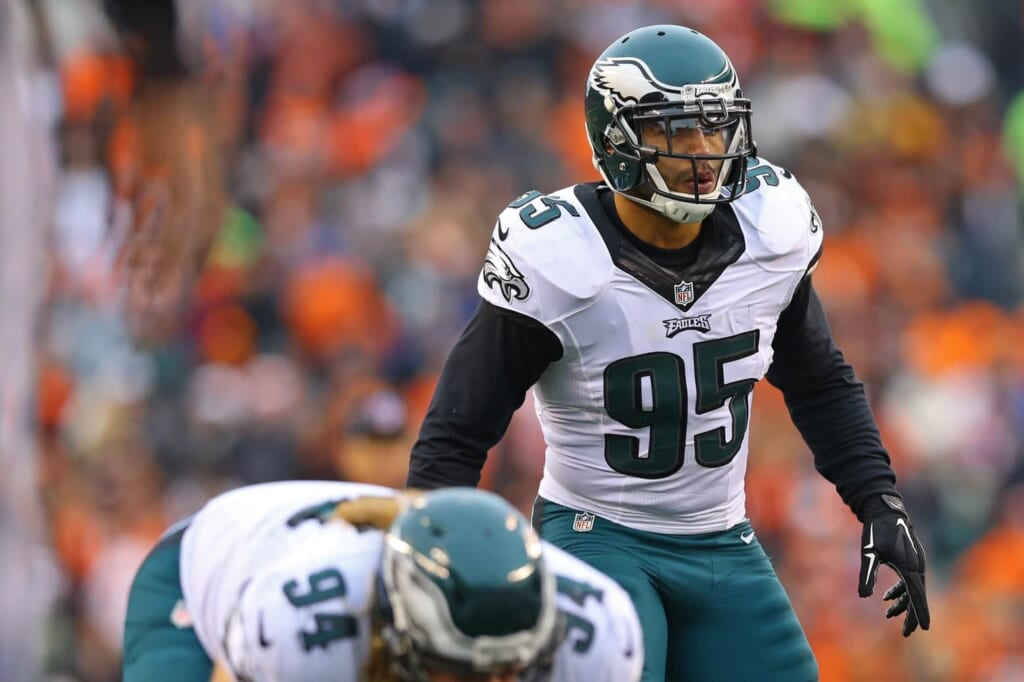 Philadelphia Eagles outside linebacker Mychal Kendricks
