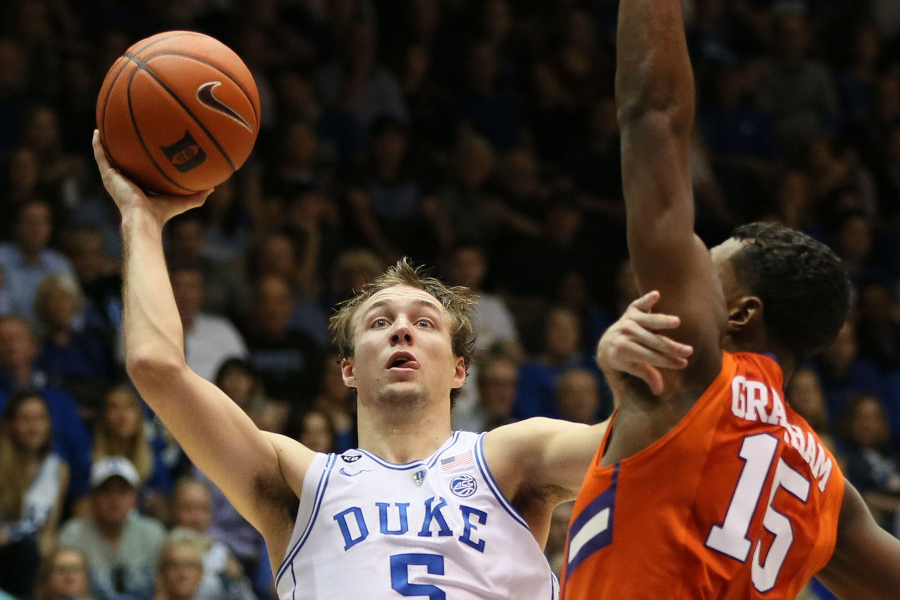 Luke Kennard NBA draft