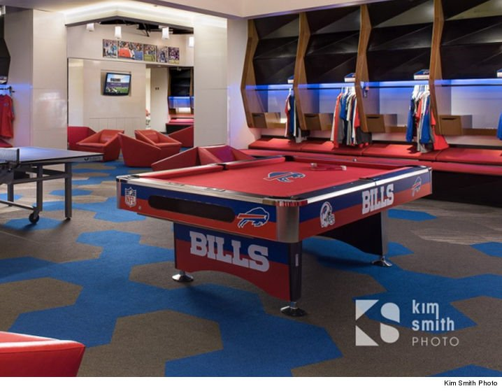 Bills pool table sells at auction for a cool $8,000