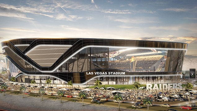 Proposed Raiders stadium would be finished by June 2020