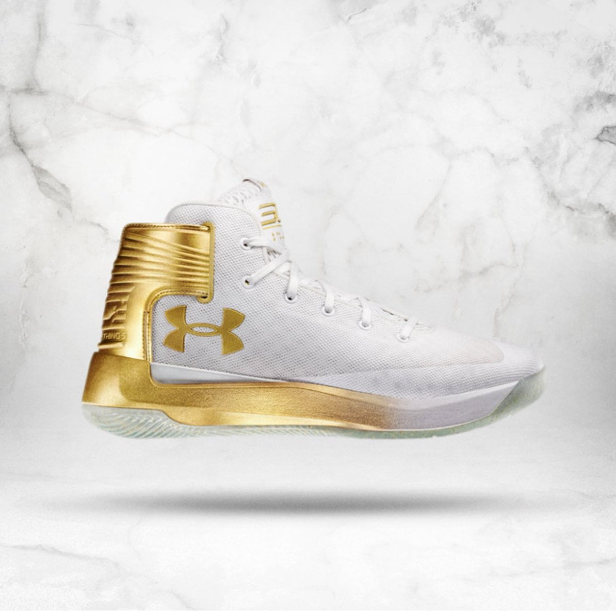 Stephen Curry Under Armour playoff shoe