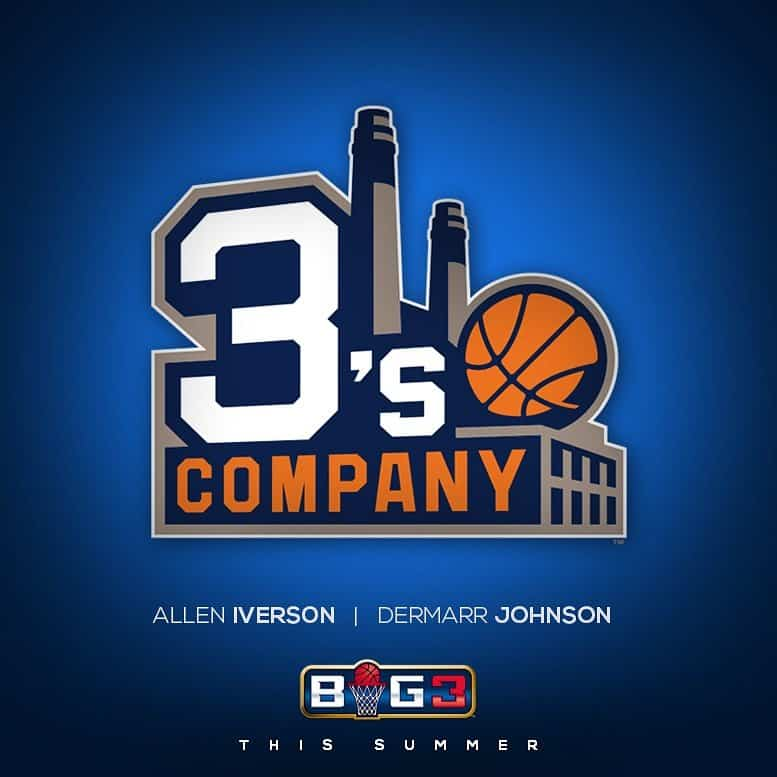 Allen Iverson names his new BIG3 basketball team after this legendary sitcom