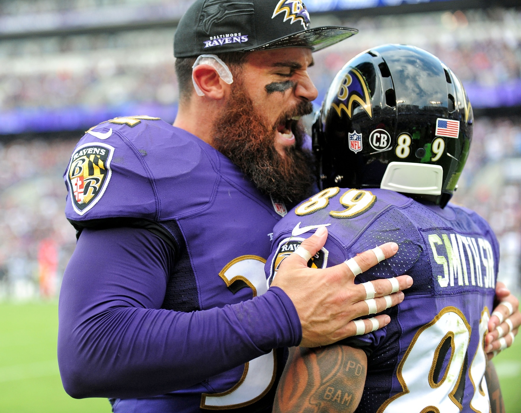 Rams sign Weddle to 2-year deal worth reported $10.5M