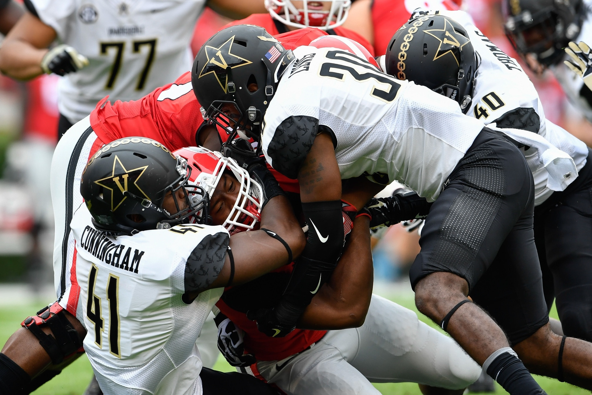 Zach Cunningham is one of the most underrated players of the 2017 NFL Draft