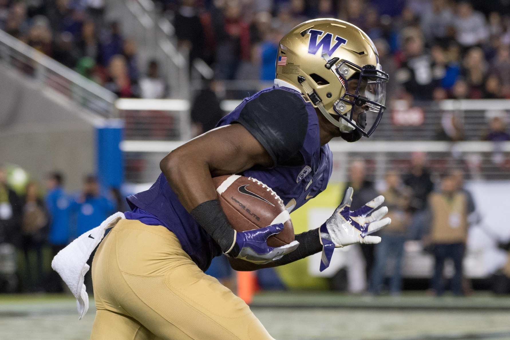 John Ross is a fast, fast man