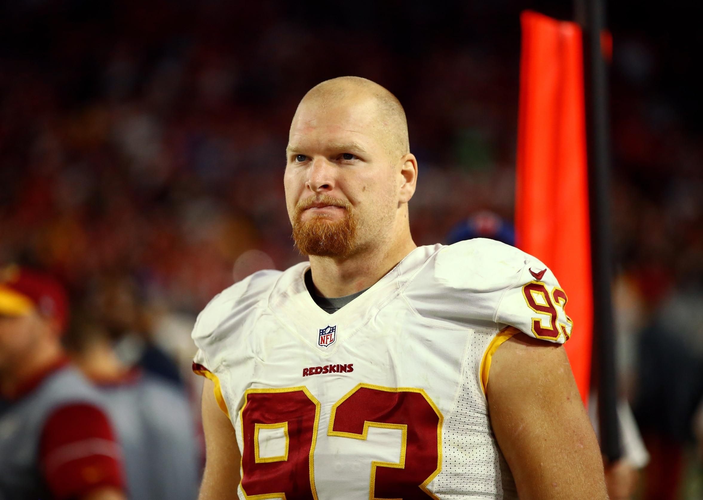 Trent Murphy is facing a four-game suspension for PEDs