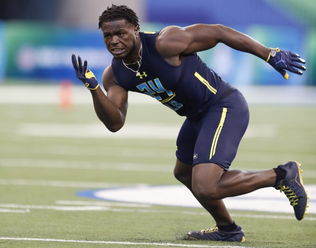 NFL Draft rumors, Jabrill Peppers