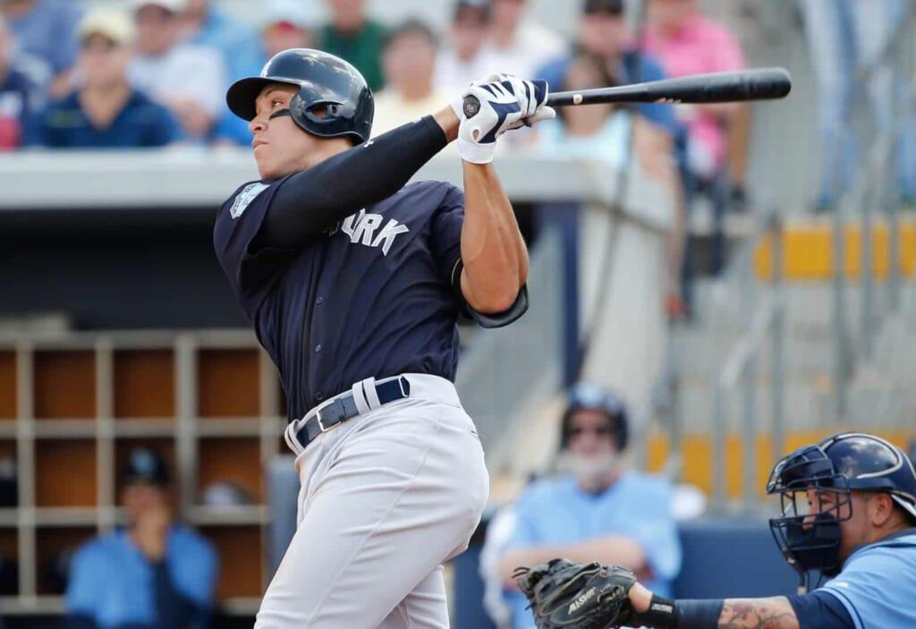 MLB, Aaron Judge