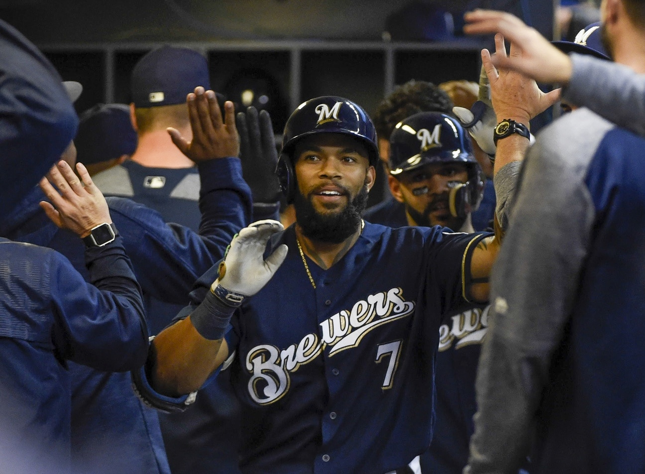 Eric Thames deserves to be one of the first-time MLB All-Stars in 2017