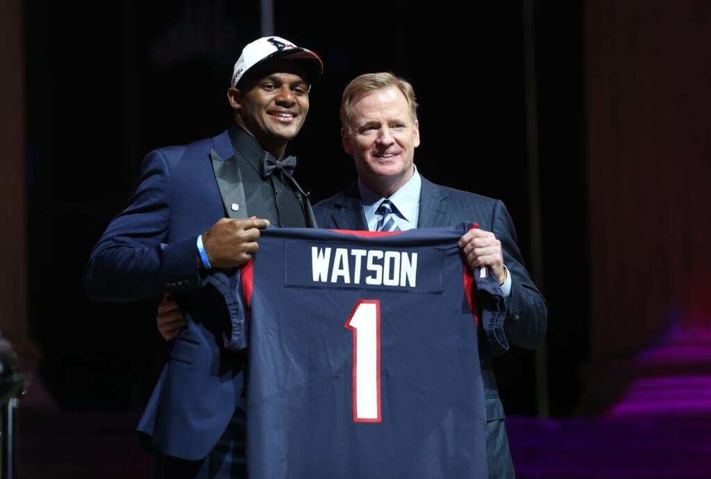 2017 NFL Draft, Deshaun Watson