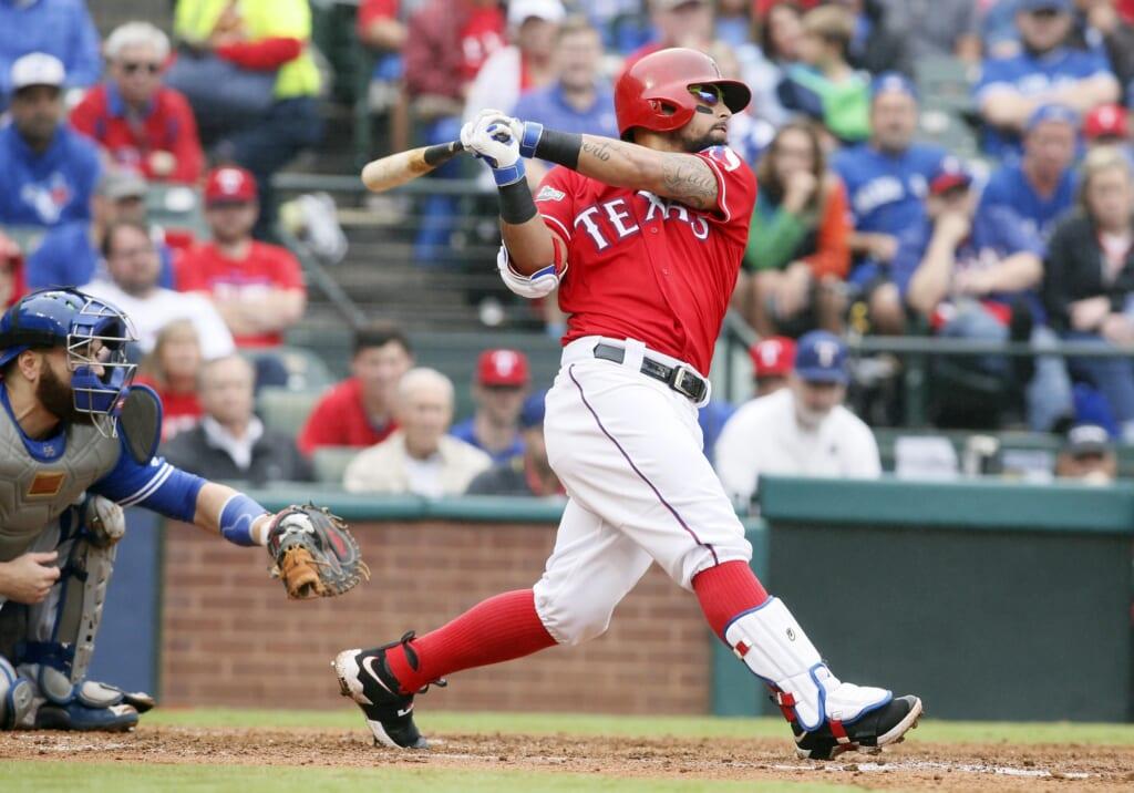 MLB overreactions, Rougned Odor
