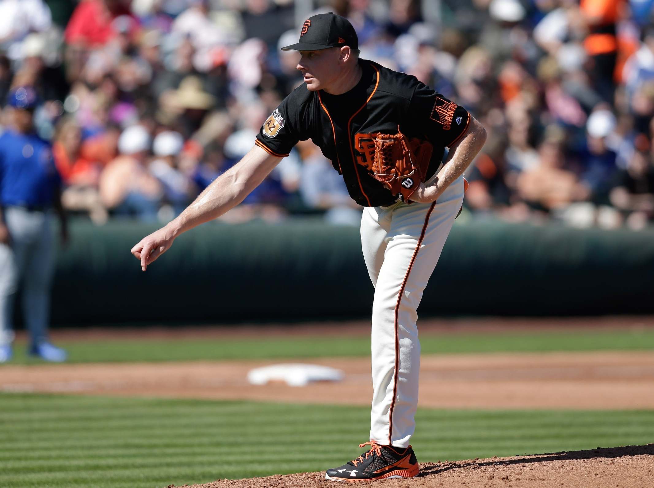 Mark Melancon is one of the MLB players who will excel for a new team in 2017