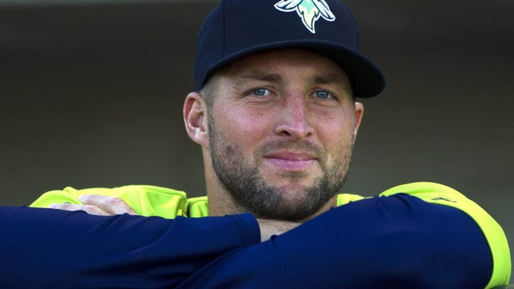 Tim Tebow to the MLB this year? Why not