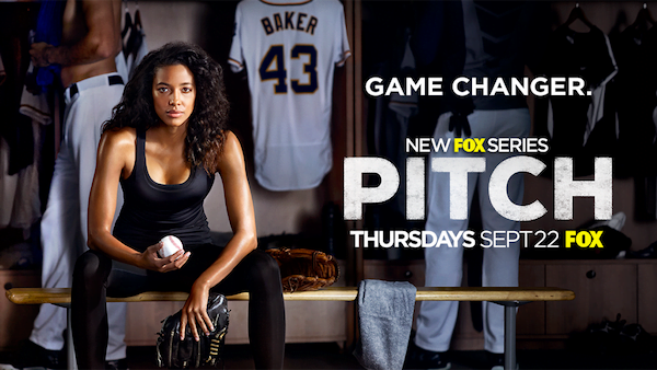 "The television show ""Pitch"" was cancelled by FOX, and it's a shame"