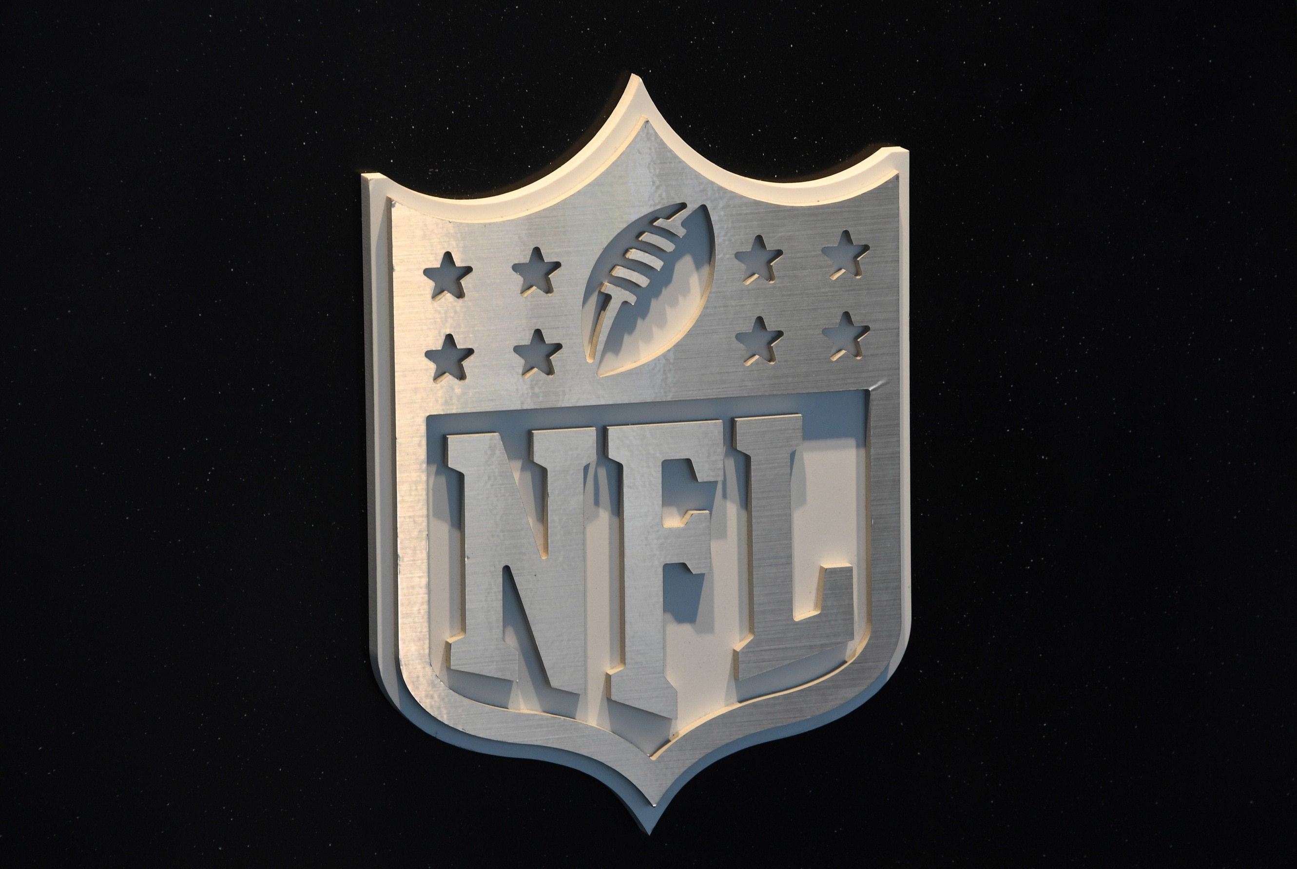 NFL Logo. NFL changes rule on injured reserve.