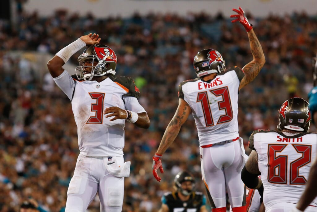 Jameis Winston and Mike Evans should dominate the NFC South in 2017.
