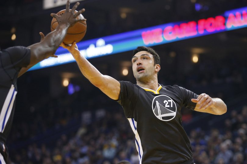 Spurs fan lawsuit, Zaza Pachulia