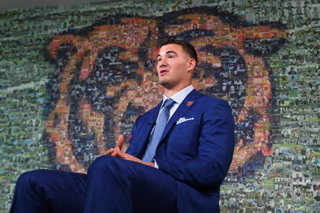 2017 NFL Draft, Mitch Trubisky