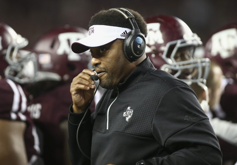 Texas A&M's Woodward says Coach Sumlin knows he has to win