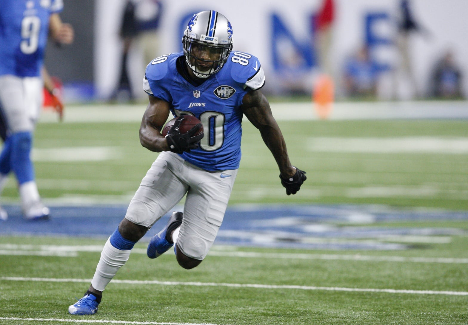 NFL free agent, Anquan Boldin
