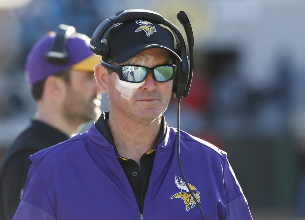 Mike Zimmer Vikings