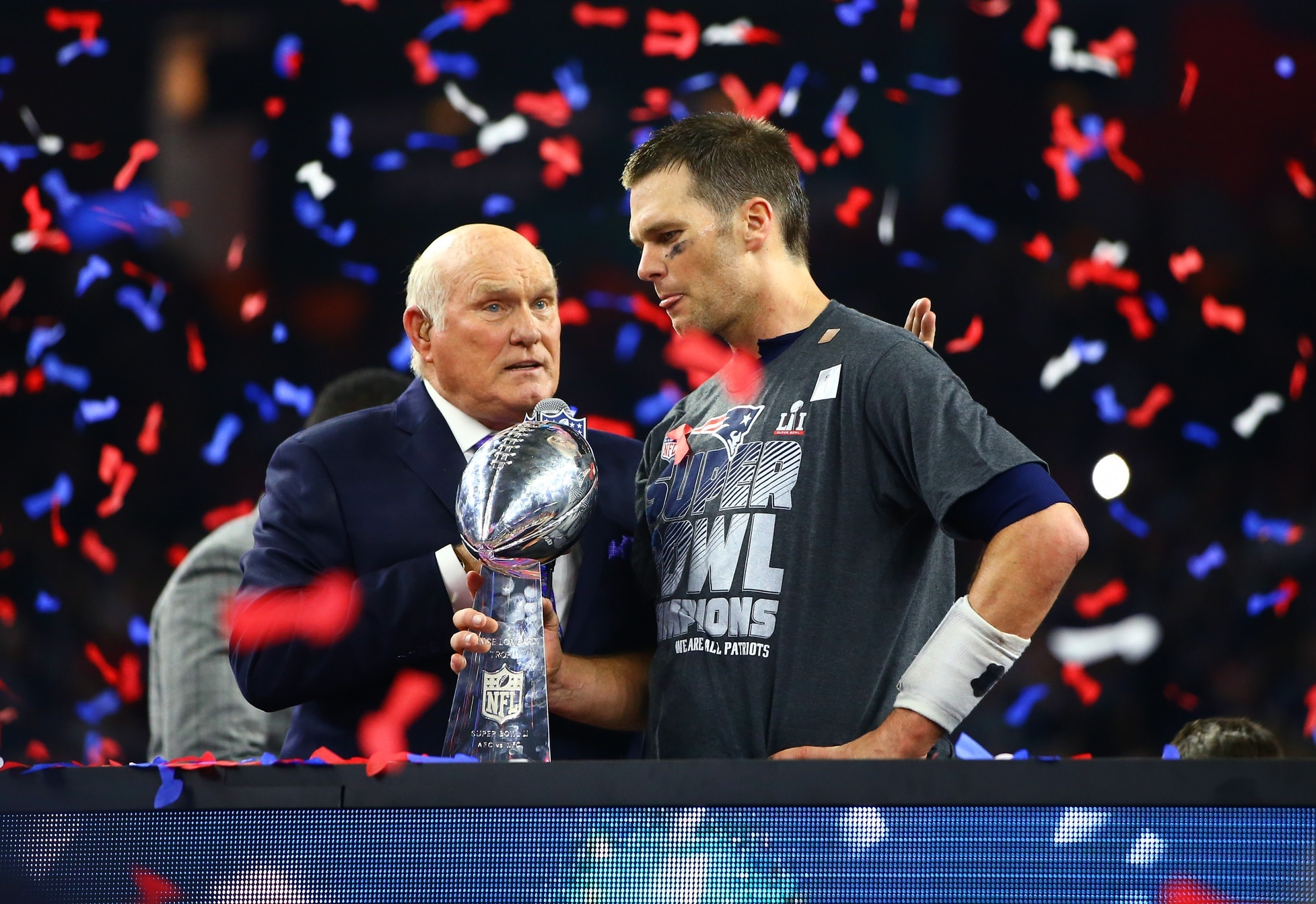 Tom Brady authorized family version of Super Bowl ring sells for