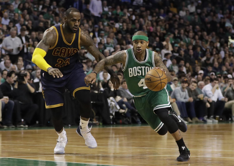 Eastern Conference Finals, Cavaliers, Celtics, LeBron James, Isaiah Thomas