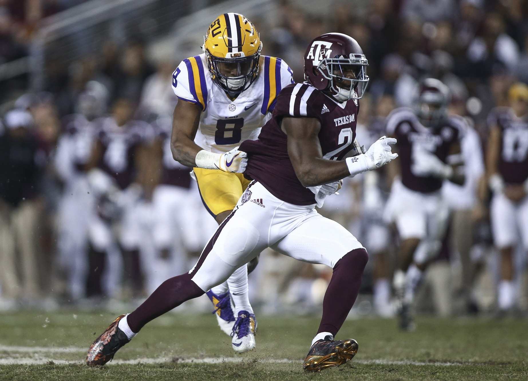 Former four-star LSU recruit Saivion Smith has decided to transfer after just one season in Baton Rouge.