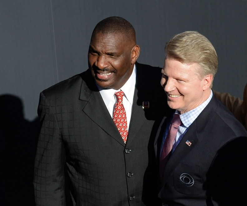 The Washington Redskins have named Doug Williams VP of player personnel.